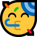 partying face emoji on microsoft windows