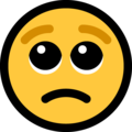 pleading face emoji on microsoft windows