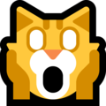 weary cat emoji on microsoft windows